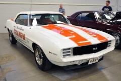 1969 Camaro Indy Pace Car