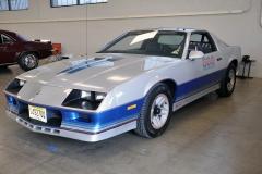 1982  Camaro Indy Pace Car