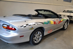 2002 Indy Pace Car