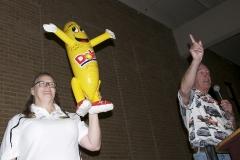 Bobby Banana with Cathy & Scott